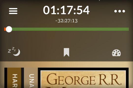 «Hvem var Lyanna Stark igjen? Sa de ikke det i kapitell...» Ja, lykke til med å finne det i denne appen.