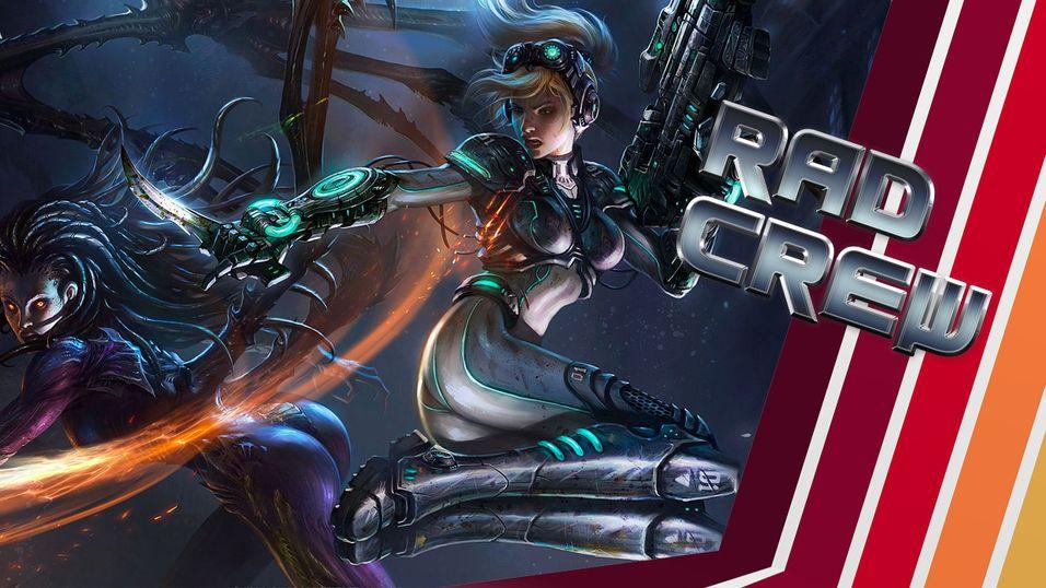 Heroes of the Storm er jo et ypperlig «gratis»-spill.