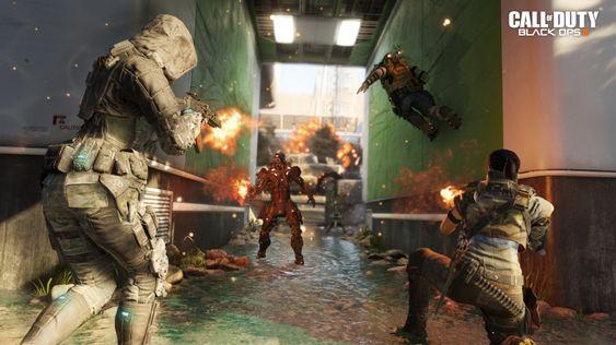 Ett bilde kan si mer enn tusen ord om de nye elementene i Black Ops 3.