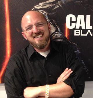David Vonderhaar har jobbet for Treyarch lenge, og har jobbet med flerspillerdelen i alle deres Call of Duty-spill fra og med World at War.