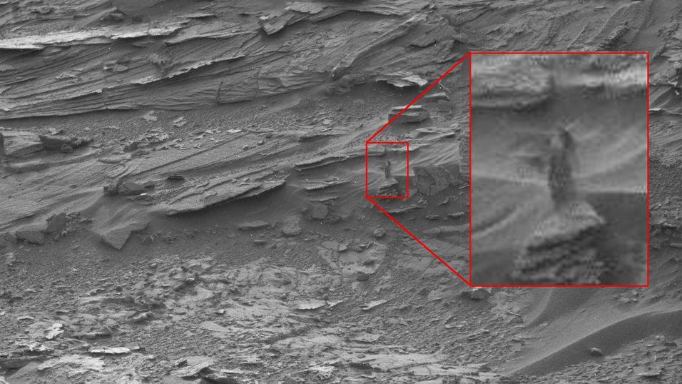 Spøker det på Mars?