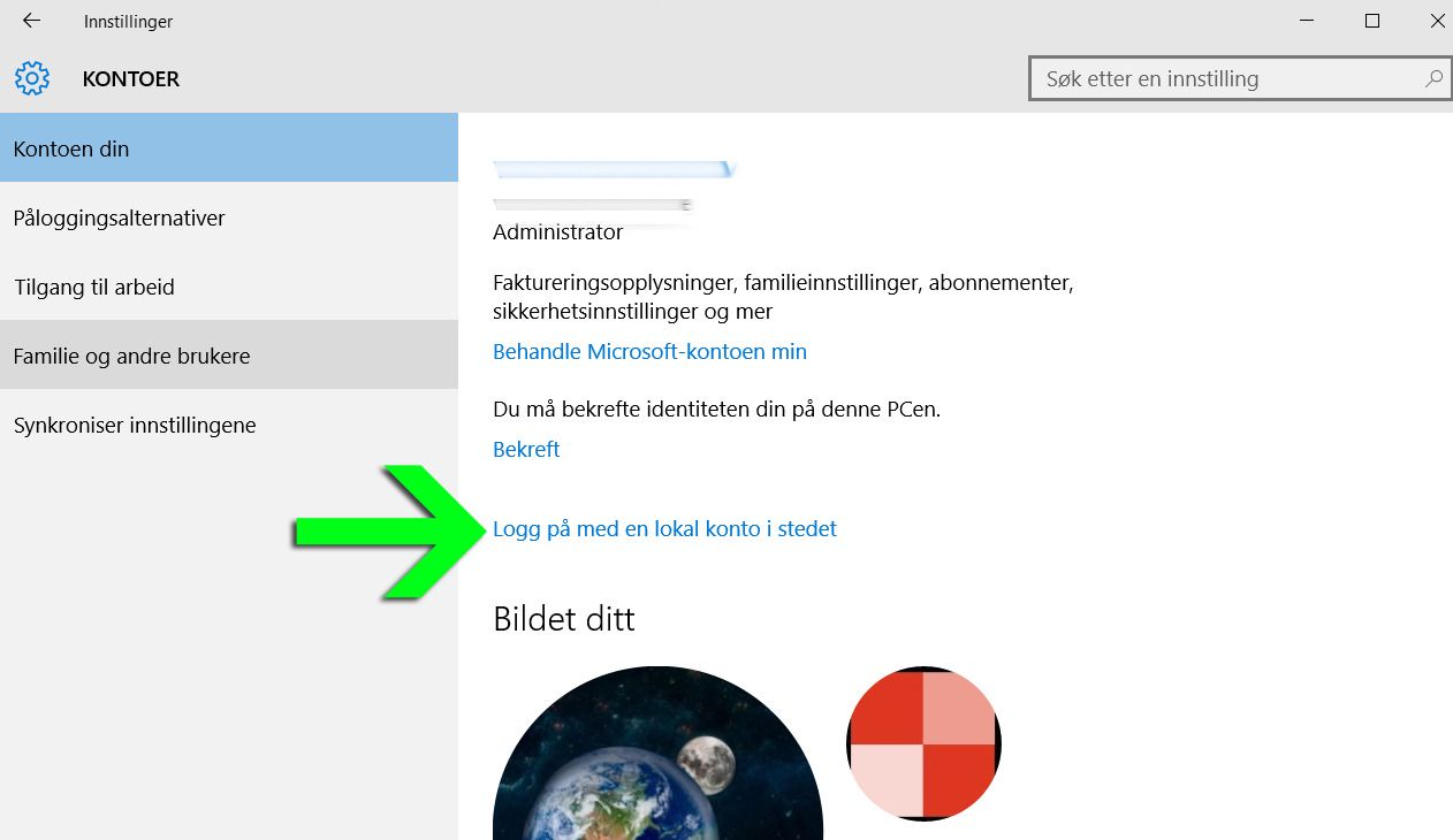 dd1433e0a Windows 10 vet hvor du er, hva du søker på og hvem vennene dine er ...