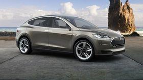 Model X er en bil det knyttes store forventninger til.
