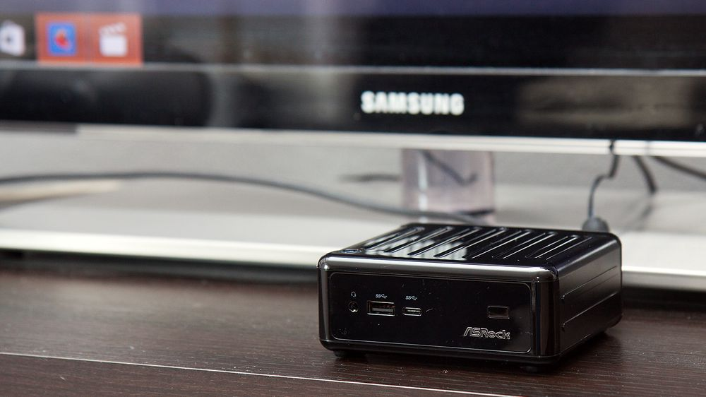 TEST: ASRock Beebox N3000-NUC