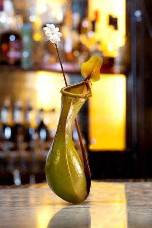 Venus Flytrap Cocktail.