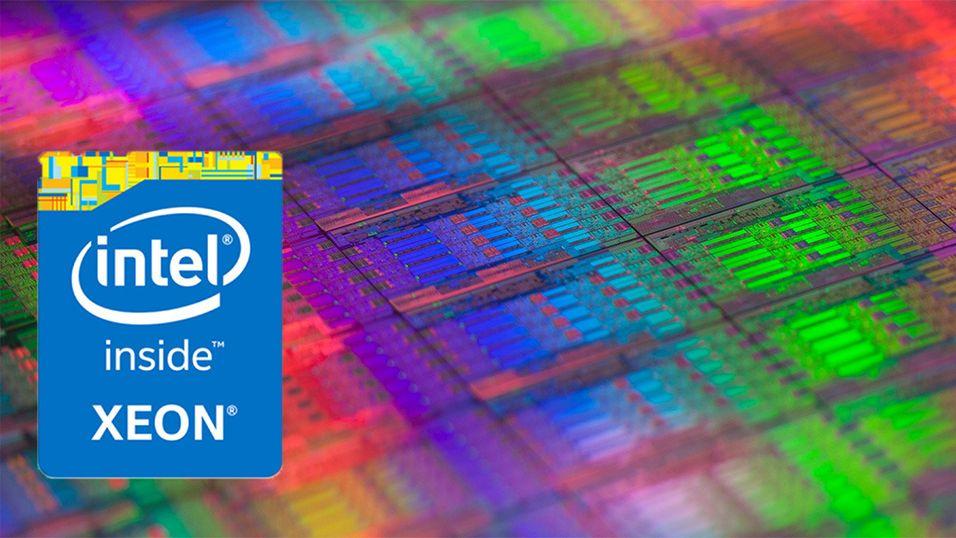 Intels Xeon-prosessorer kommer til bærbare PC-er