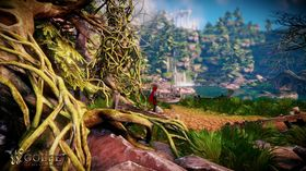 Fremtiden ser litt lysere ut for Woolfe: The Red Hood Diaries.