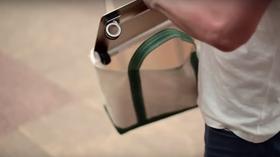 WalkCar er kompakt nok til at du kan ta det med deg i vesken.