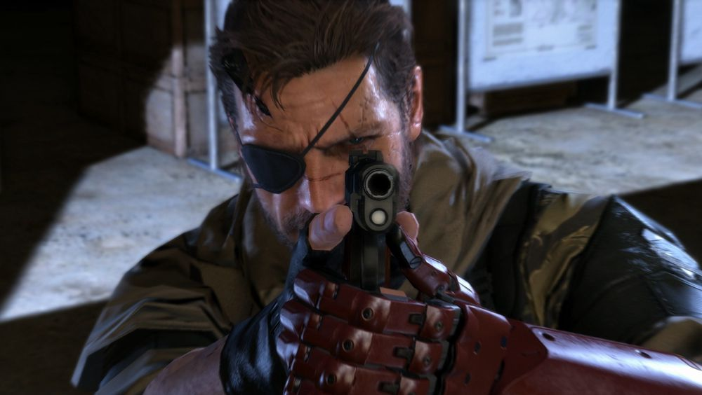 SNIKTITT: Metal Gear Solid V: The Phantom Pain