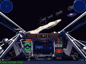 Vi fikk ikke flere X-wing-spill.