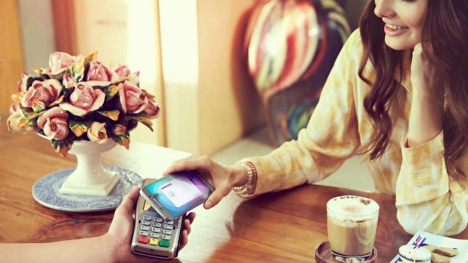 Samsungs Apple Pay-konkurrent er på vei