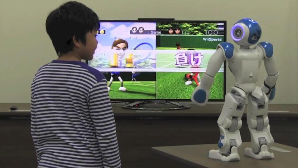 Denne roboten kan bli din nye spillkompis