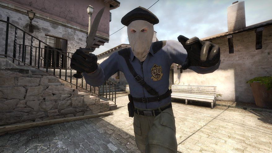 GUIDE: Server til Counter-Strike: GO