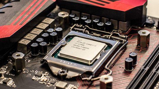 Intel Core i7 6700K, her fra vår test.