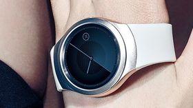 Gear S-oppfølgeren får et moderne og minimalistisk design.