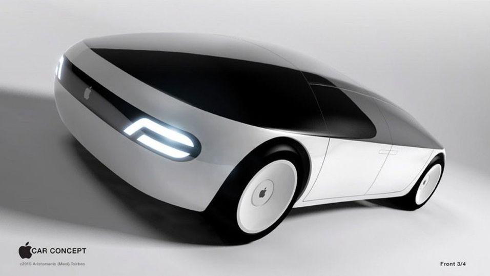 Apples selvkjørende bil kan snart komme på veiene