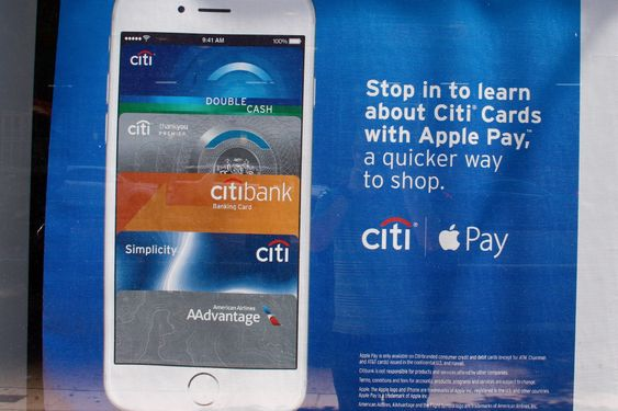 Citibank lokker kundene med Apple Pay. De er langt fra eneste bank som tilbyr tjenesten.