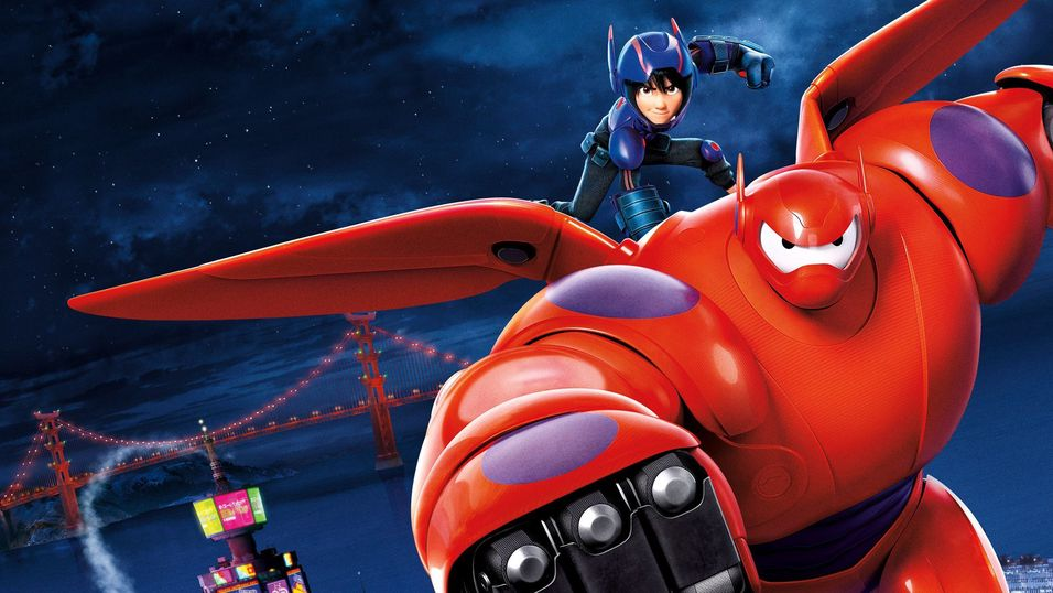 Big Hero 6 er den neste Disney-filmen som skal inn i Kingdom Hearts III