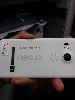 Skal LG lage neste versjon av Nexus 5?