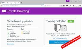 Den nye funksjonen blokkerer aktivt nettside-elementer som sporer Internett-aktiviteten din.