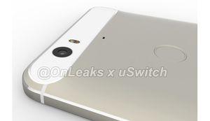 Skal vi stole på de seneste ryktebildene får Huaweis Nexus-modell en rund fingerleser på baksiden av telefonen.