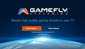 Spillstrømmetjenesten til Gamefly har hittil hovedsakelig vært tilgjengelig i USA.