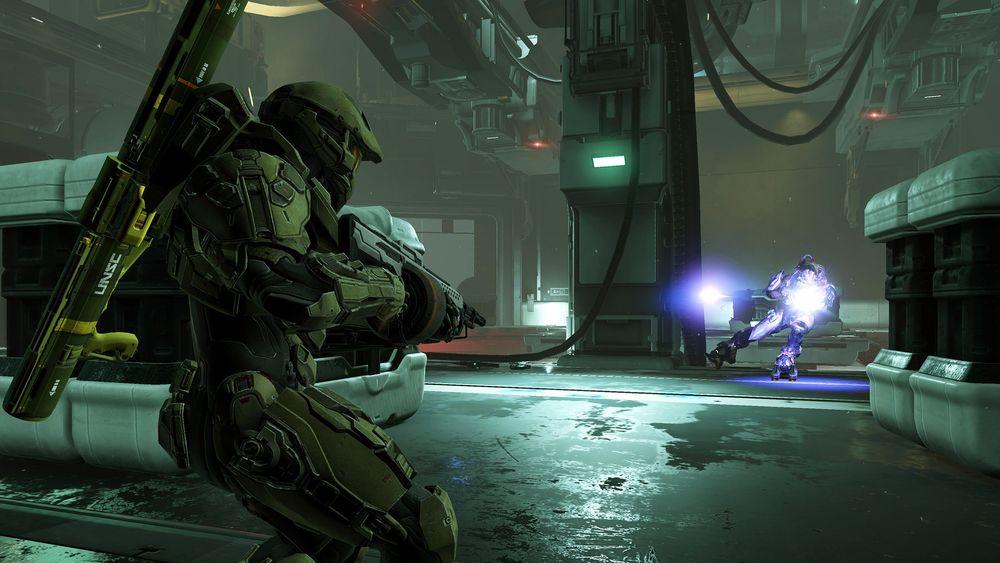 SNIKTITT: Halo 5: Guardians
