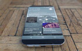 Nok et bilde av konseptet HTC One M10. Men det er jo lov å drømme, da.