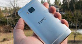 HTC One M9 er en sjelden sak å se i norske hender.