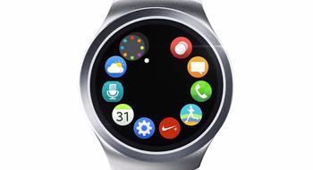 Se video av Samsungs nye smartklokke