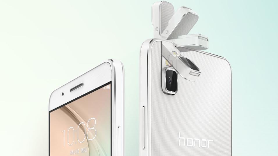 Huawei Honor 7i.