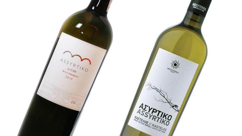 UKENS VIN: Gå for gresk vin i dag
