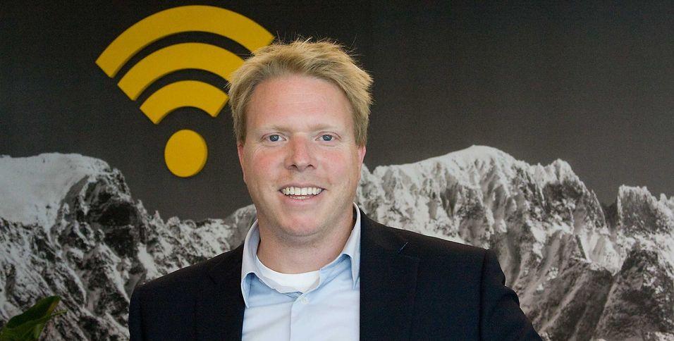Ice-sjef Eivind Helgaker mener en kombinasjon av 4G fra Ice og småceller vil gi innendørsdekning der det er dårlig mobildekning i dag.