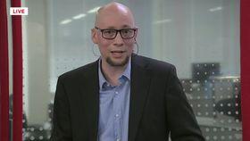Rune Fjeld Olsen ledet sendingen på VGTV sist. Programleder for høstsesongen er foreløpig ikke kjent.