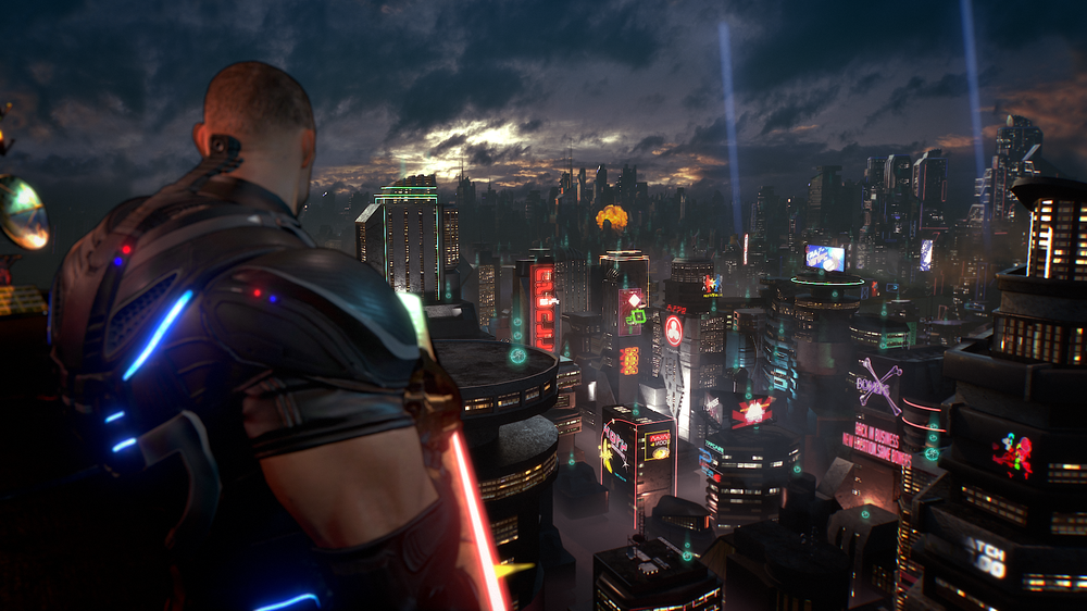 SNIKTITT: Crackdown 3