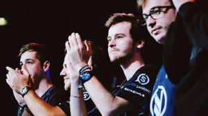 Nathan «NBK» Schmitt og resten av EnVyUs var naturligvis skuffet etter finaletapet.