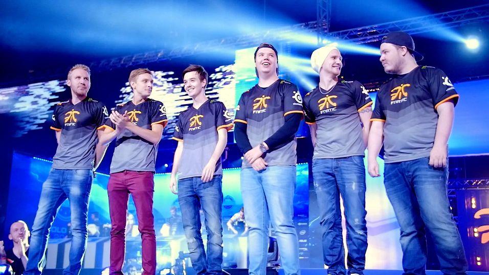 E-SPORT: Fnatic stakk av med seieren under årets ESL One Cologne