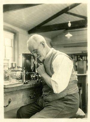 George Parker Biddle.