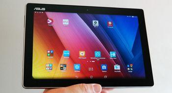 Test: Asus ZenPad 10 Z300CL/4G