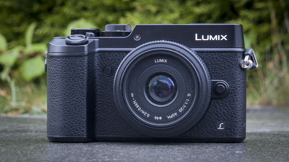 Panasonic Lumix DMC-GX8