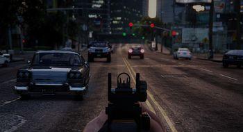 Denne modifikasjonen gjør Grand Theft Auto V merkbart penere