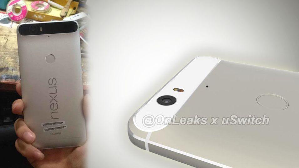 Er dette Nexus 6 i Huawei-stil?