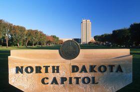 Det var i delstatshuset i Nord-Dakota den nye loven ble vedtatt.