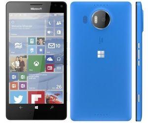 Dette skal være Microsoft Lumia 950 XL.
