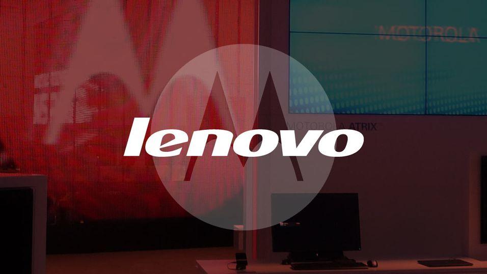 Nå skal Lenovo kun satse på rene Motorola-telefoner
