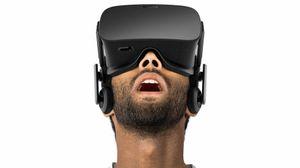 Oculus Rift er også på vei.