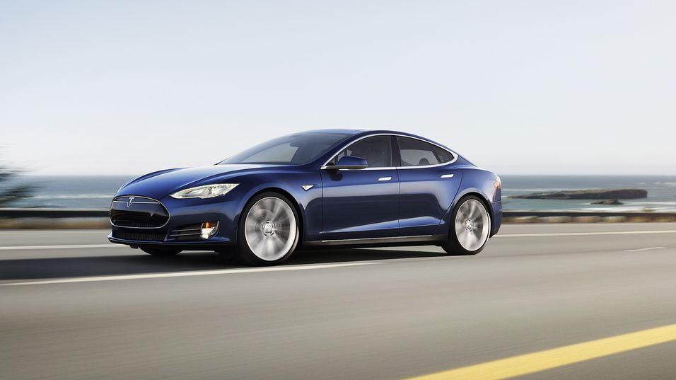 Teslas nye toppmodell fikk 103 av 100 poeng i ny test