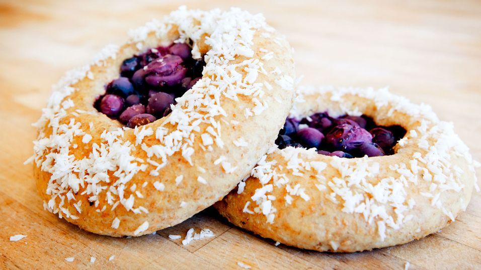 UKENS KAKE: Disse er både søte og sunne