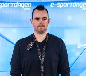 Eirik «R0ke» Horvath er ekspertkommentator for Counter-Strike i Telenorligaen.