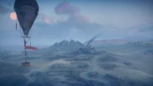 Mad Max aper litt av tårnene i Assassin's Creed, men her må man manuelt kikke seg fram til ting på horisonten.